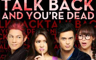 Talk Back And You're Dead (2014)