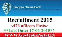 Pandyan Grama Recruitment 2015