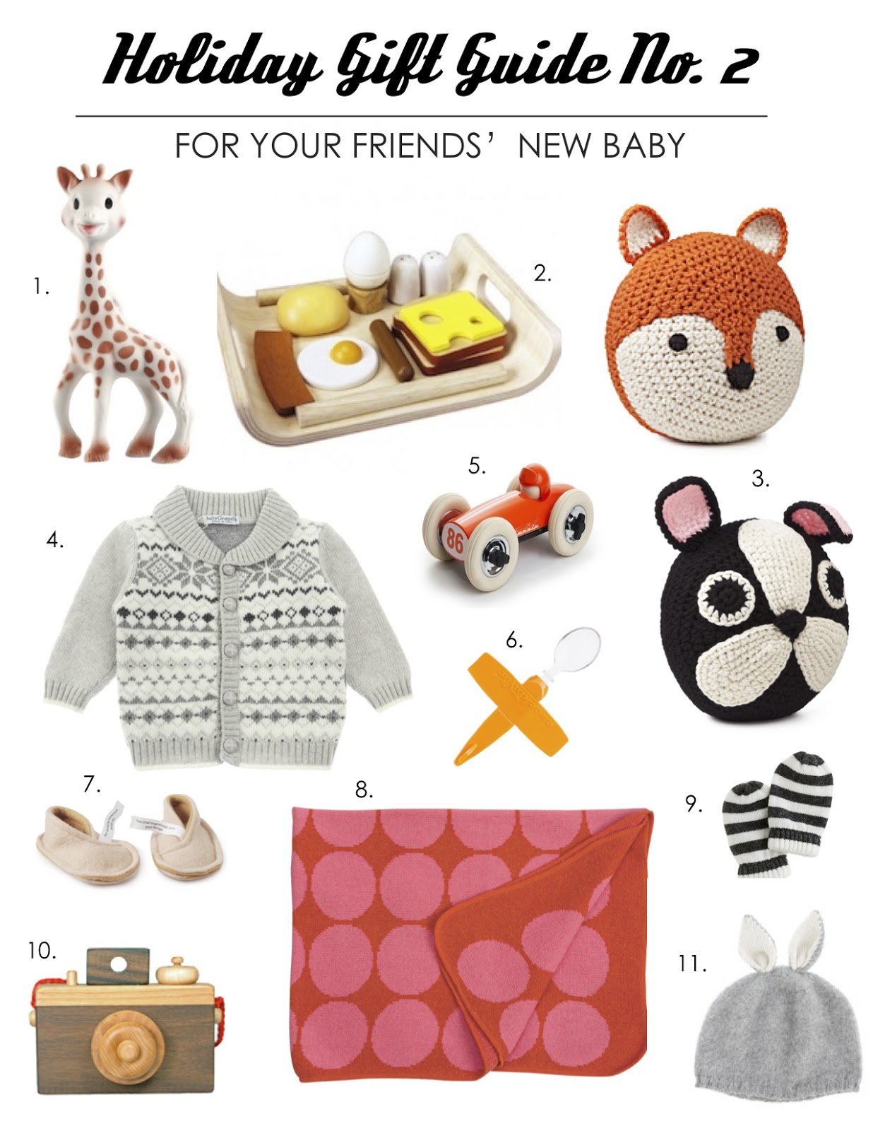 Baby Gifts For The Parents : Gift guide the best gifts for new parents their