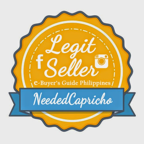 NeededCapricho Legit Seller Badge