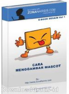 Tutorial Membuat Maskot