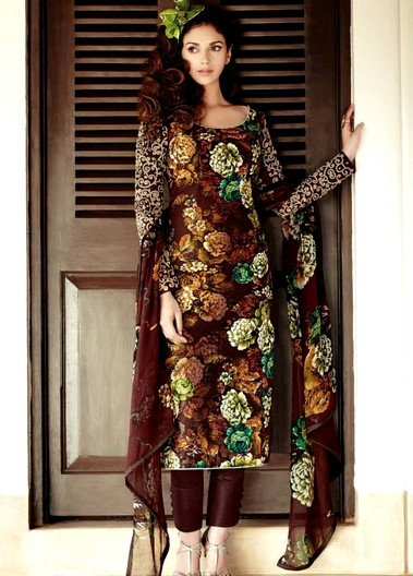 Junaam Dress For Sunny Summers 2015-16