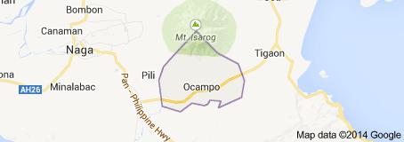 Ocampo, Camarines Sur