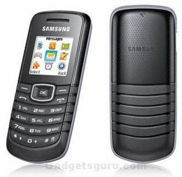 Samsung E1081T  Flash Files