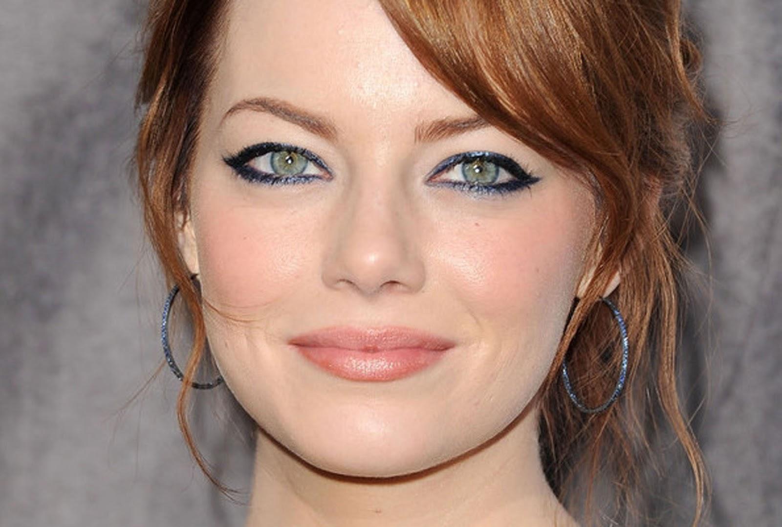 Фото макияж зеленый цвет глаз светлые волосы