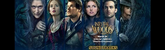 into the woods soundtracks-sihirli orman muzikleri