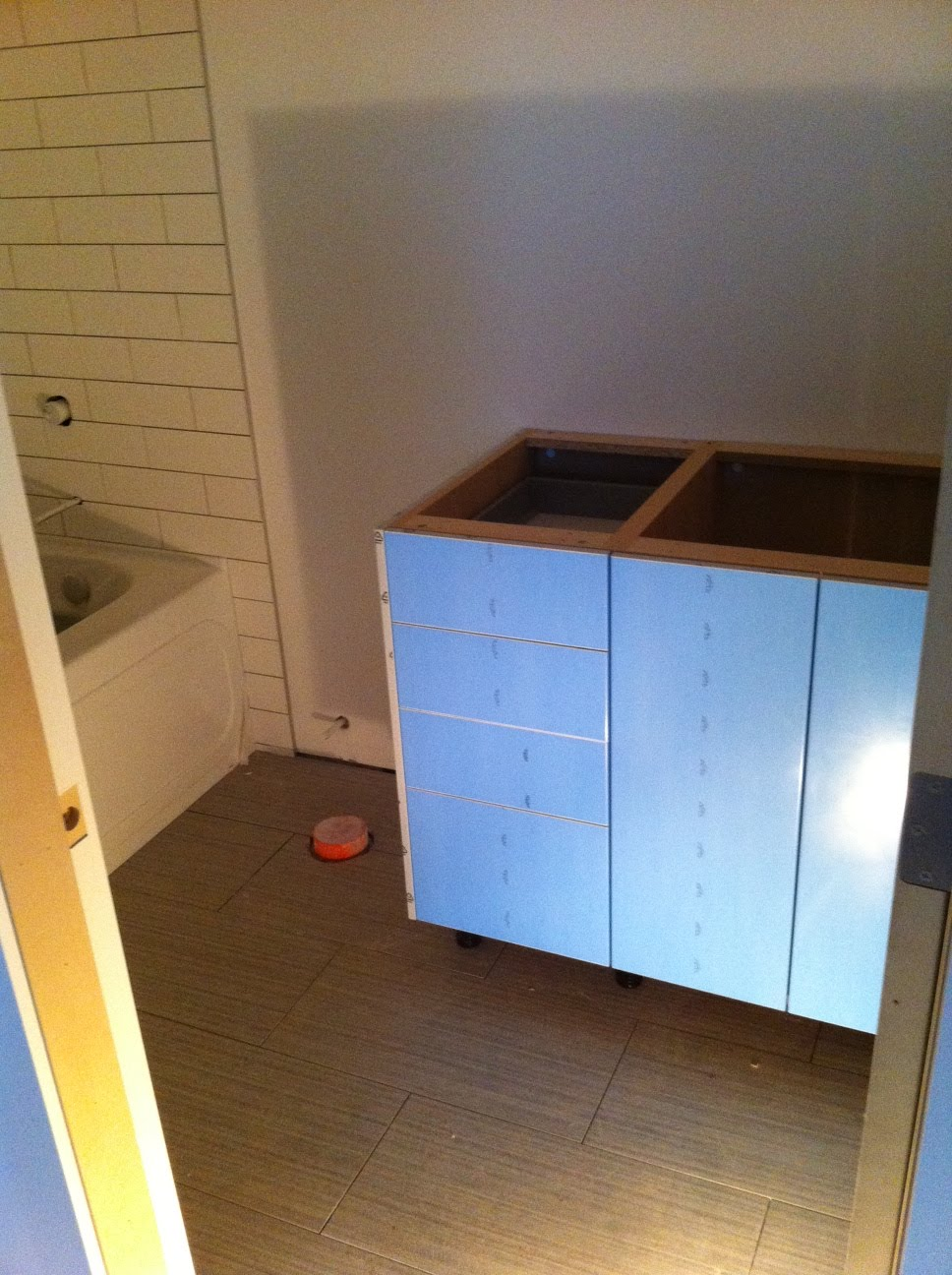 floating ikea vanity and basement vanity the mt