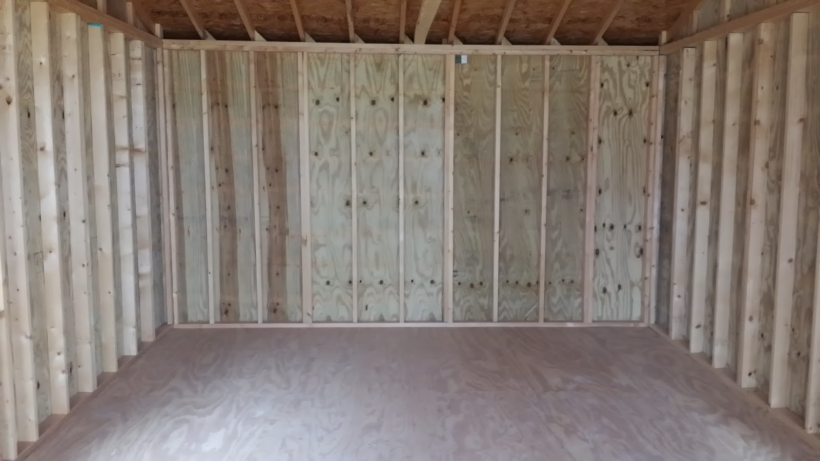 ... Worth Leland's: 14'x28' Portable Cottage, Cabin shell, Building