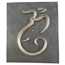 Ganpati Art Name Omkar