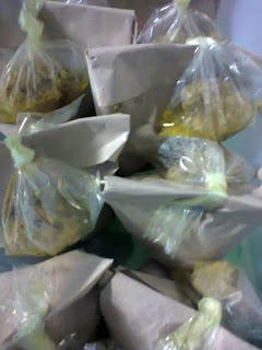 nasbung alias nasi bungkus