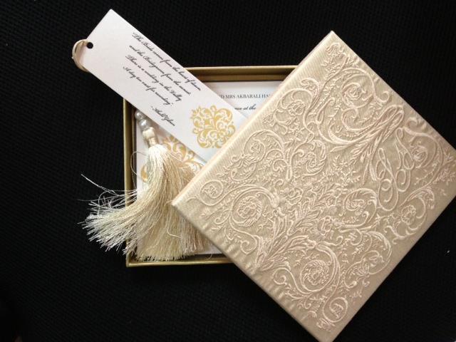 Nadeem Shafiq Wedding Cards Premium Invitation Template Design