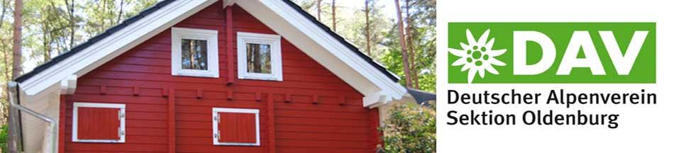 Neue Poggenpohlhütte für die Sektion Oldenburg des Deutschen Alpenvereins