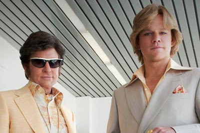Michael Douglas and Matt Damon star as Liberace and Scott Thorson