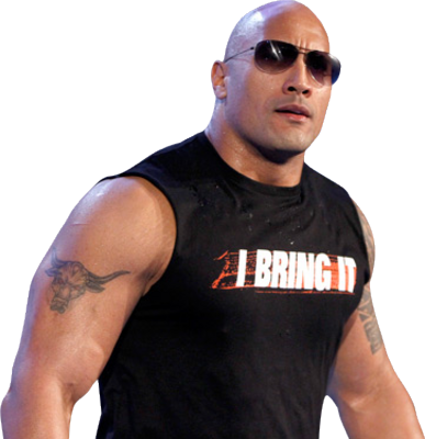 WWE BLOG: the rock
