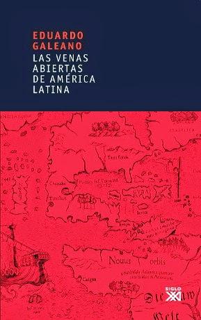 Portada del libro las venas abiertas de america latina epub pdf mobi