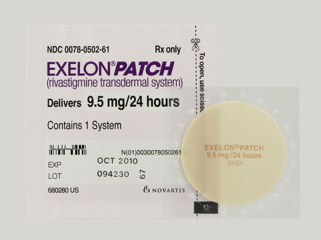 Side effects of stopping exelon patch