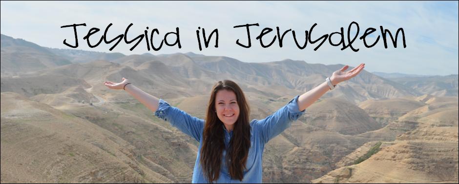 Jess in Jerusalem