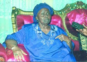 Mrs HID Awolowo is to be immortalized by Ogun state,hid awolowo,Chief Mrs HID AWOLOWO,mRS hid awolowo