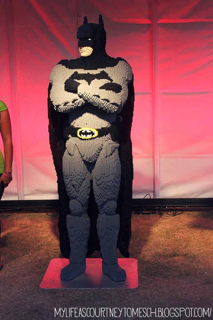 San Diego Comic Con 2013 Lego