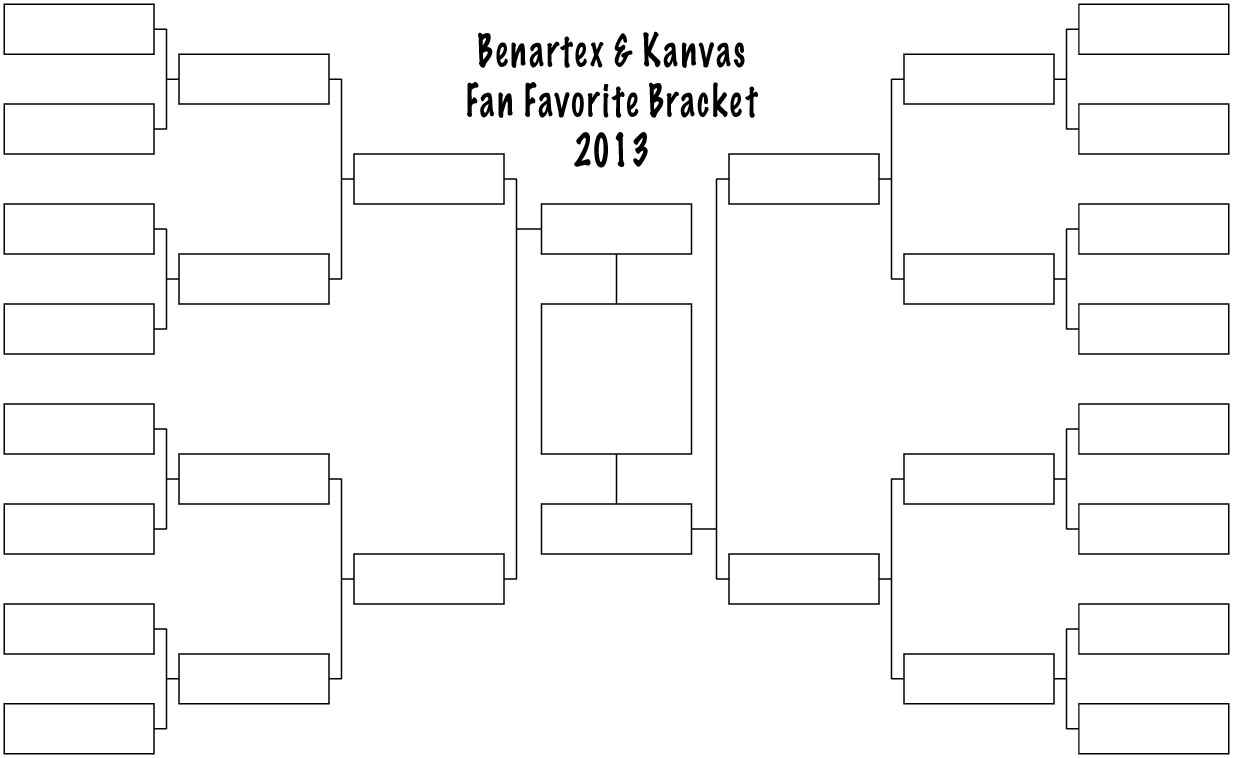 March Madness Blank Bracket Writable | Search Results | Calendar 2015