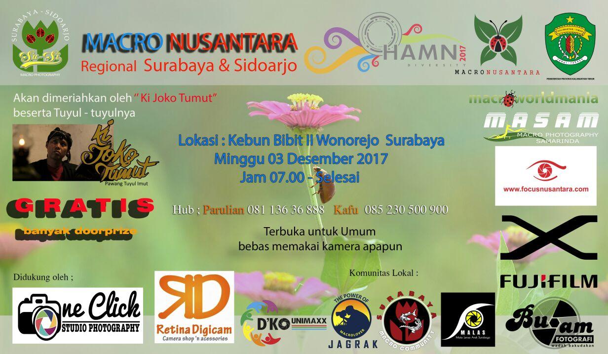 HAMN 2017 Regional Surabaya Sidoarjo