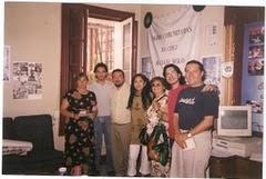 Equipo Radio Primera 107.3 fm