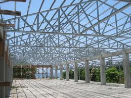 Iron Works Philippines steel trusses 1