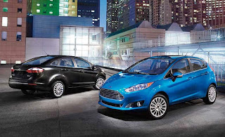 2016 Ford Fiesta Redesign