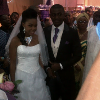 PHOTOS: Kaffy Is Now Married! 3