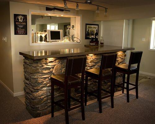 Best Basement Bar Idea