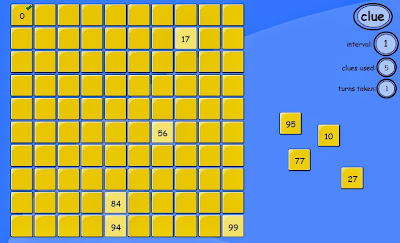 http://www.iboard.co.uk/iwb/Number-Square-Puzzle-10-Missing-Numbers-378