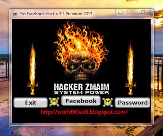 Facebook Hacker Pro V289 Activation Code Full Version