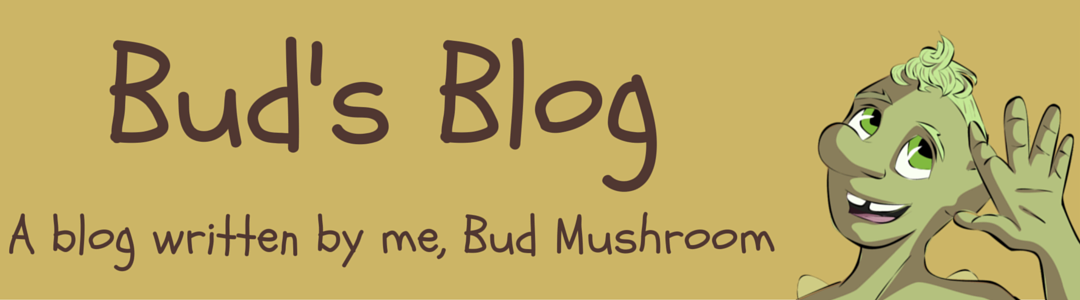 Bud's Blog
