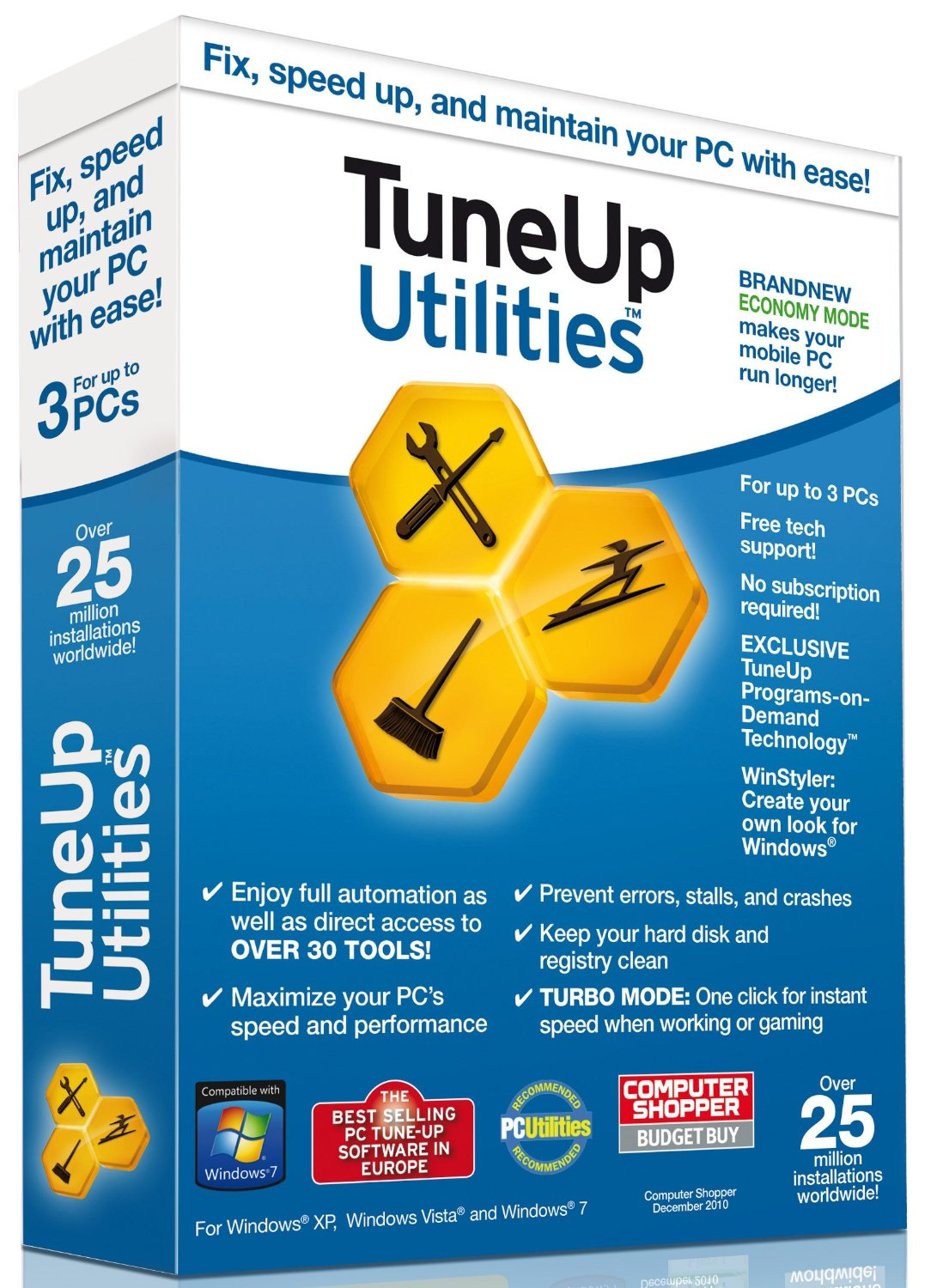 Free Downloads Softwares Tuneup Utilities 2013 V13 0 3020