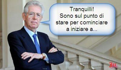 Monti decide