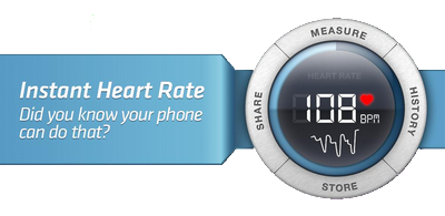 Instant Heart Rate | andromin.com