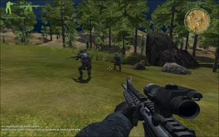 Screenshot Delta Force Extreme 2