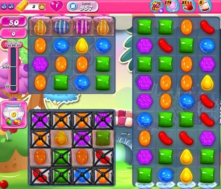 Candy Crush Saga 957