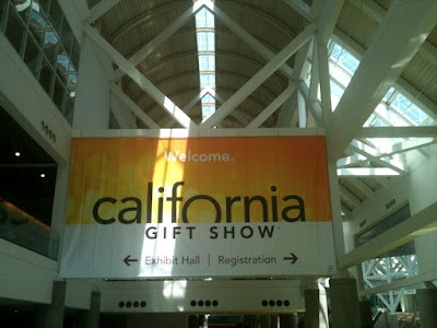 Down Home Antiques: Checkin' Out the LA Gift Show!