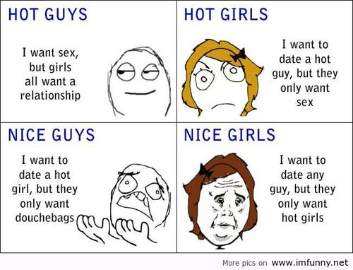 I want to date a girl