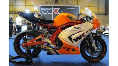 First-Ever Chinese Bike in the Isle of Man TT