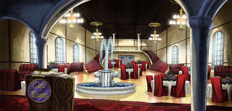 """Fancy Restaurant Background gerald de jesus' blog of art: from the vault: more """"dan vs"""