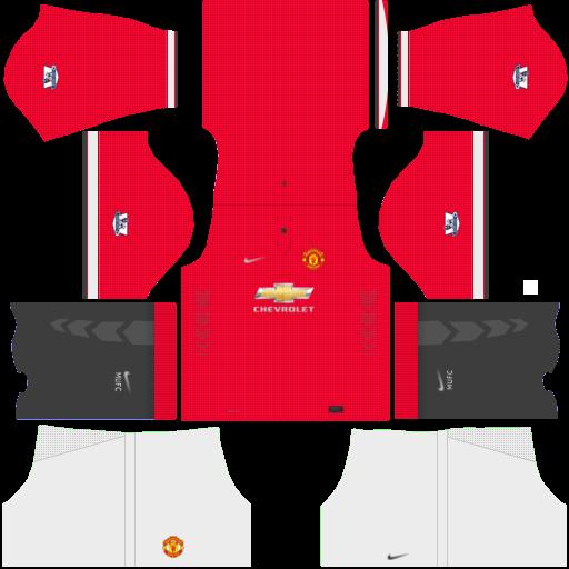 512x512 Kits Manchester United 2016
