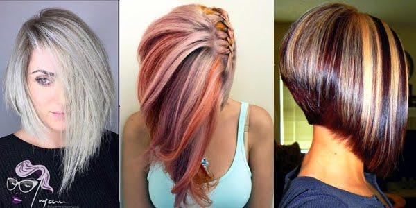 Astonishing A Line Haircuts Omg Love Beauty