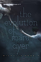 book cover of The Evolution Of Mara Dyer by Michelle Hodkin