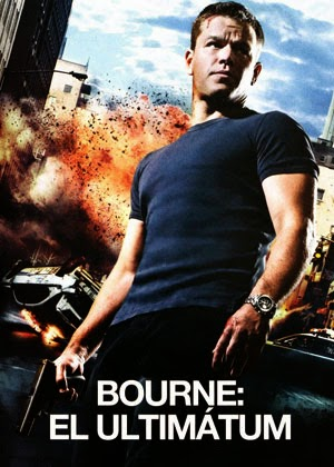 Bourne: El Ultimatum (2007)