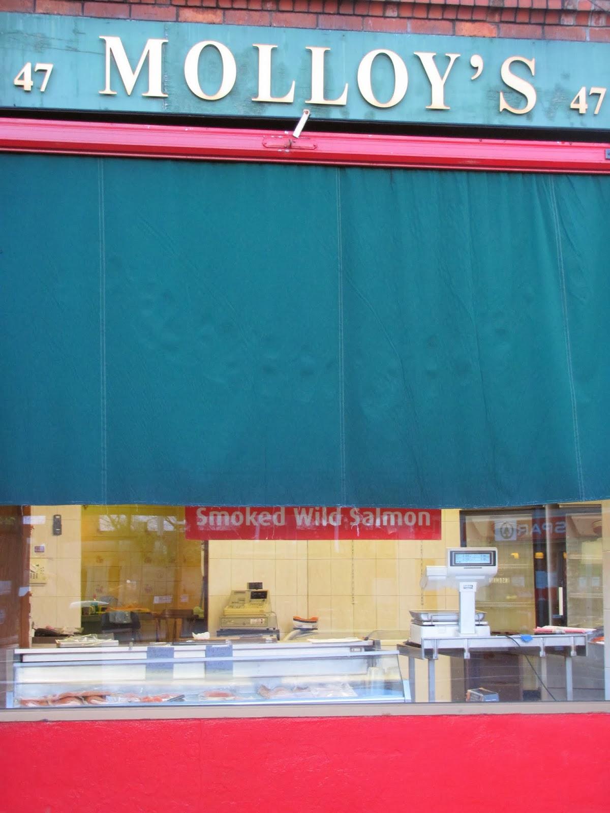 Fishmonger Storefront Donnybrook