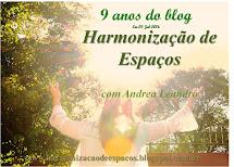 9 anos de Criação do Blog Harmonização de Espaços!