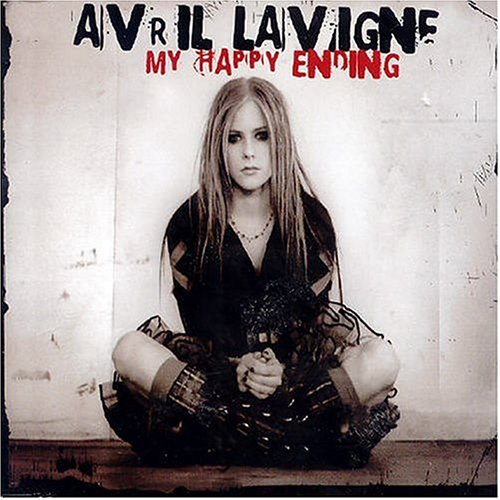 Avril Lavigne My Happy Ending Lyrics ~ MSPF Avril Lavigne Lyrics