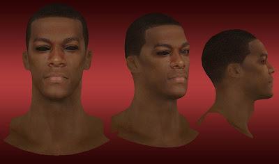 NBA 2K13 Rajon Rondo Cyberface Mod